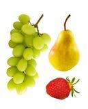 De Groep van het fruit Stock Foto