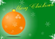 De groet van Kerstmis Royalty-vrije Stock Afbeelding