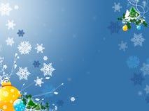 De groeten van Kerstmis Royalty-vrije Stock Afbeelding