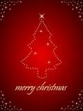 De groeten van Kerstmis Stock Foto