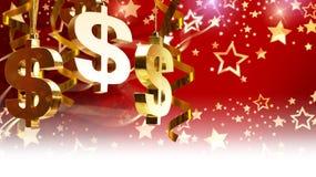 De groeten van Kerstmis voor zaken stock foto's