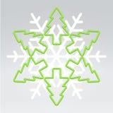 De groetenachtergrond van Kerstmis Royalty-vrije Stock Foto's