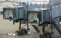 De internationale luchthaven van Hong Kong Royalty-vrije Stock Foto's