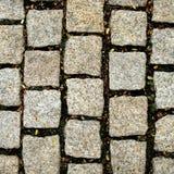 De grond van de steen royalty-vrije stock afbeelding