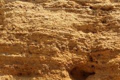 De grond van Egypte het land van de zon Stock Afbeeldingen