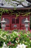 De Gronden van de tempel royalty-vrije stock afbeelding