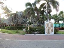 De gronden van het Sonestahotel Royalty-vrije Stock Afbeeldingen
