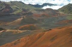 De Grootsheid van Haleakala Royalty-vrije Stock Fotografie