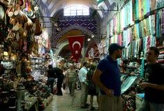 De Grote Bazaar van Istanboel Royalty-vrije Stock Afbeelding