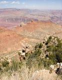 De grote Bergen van de Canion Stock Afbeelding