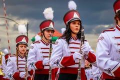 De Grote Bloemenparade 2016 van Portland royalty-vrije stock foto's