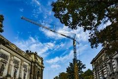 De grote bouw Royalty-vrije Stock Foto's