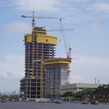 De grote bouw Stock Foto
