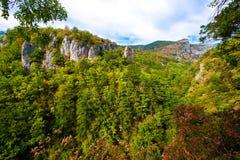 De grote canion van de Krim Stock Afbeelding