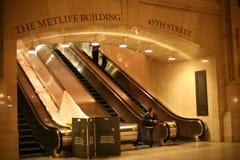 Grote Centrale Terminal Stock Afbeeldingen