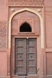 De grote deur van tempel Stock Afbeelding