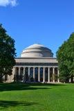 De Grote Koepel van Massachusetts Institute of Technology MIT in Cambridge Massachusetts Stock Foto's