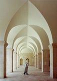 De grote Moskee van Aleppo in Syrië royalty-vrije stock afbeeldingen