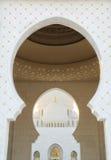 De Grote Moskee van Zayed van de sjeik Royalty-vrije Stock Fotografie
