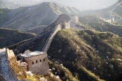 De grote Muur Royalty-vrije Stock Fotografie
