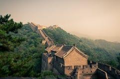 De Grote Muur Royalty-vrije Stock Foto's