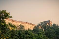 De grote Muur Royalty-vrije Stock Foto