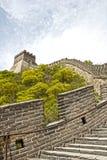 De grote Muur in China stock fotografie