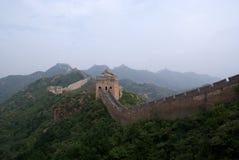 De grote muur, China Stock Afbeelding