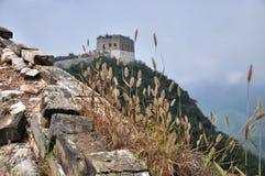 De grote Muur in Peking Royalty-vrije Stock Foto's