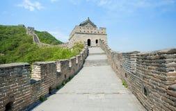 De grote Muur van China Stock Afbeeldingen