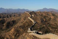 De grote Muur van China Royalty-vrije Stock Afbeelding