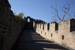 De grote Muur van China royalty-vrije stock foto's