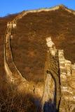 De Grote Muur van Jiankou Stock Afbeeldingen