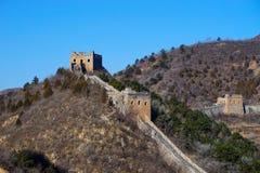 De Grote Muur van Simatai Royalty-vrije Stock Afbeeldingen