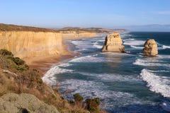 De Grote Oceaanweg - Australië Stock Fotografie