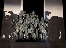 De grote Oorlog Royalty-vrije Stock Afbeelding