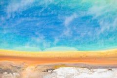 De grote Prismatische Lente stock foto's