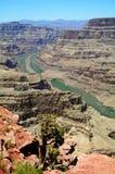 De grote Rand Arizona van het Westen van de Canion stock foto's