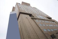 De grote Reclame van de Stad Stock Afbeelding