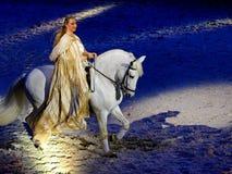 De Grote Reis 2009 van Apassionata in Florence Royalty-vrije Stock Foto's