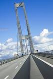 De Grote Riembrug, Denemarken Royalty-vrije Stock Fotografie
