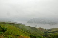 De grote Rivier van de Kongo Royalty-vrije Stock Foto