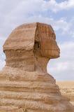 De grote Sfinx Royalty-vrije Stock Foto's