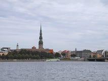 De grote St. Peter `s Kerk Royalty-vrije Stock Fotografie