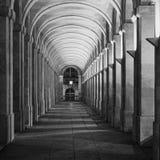De grote stad van Théatre Bordeaux Stock Fotografie