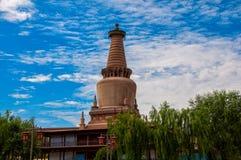 De grote Tempel van Boedha Royalty-vrije Stock Afbeelding