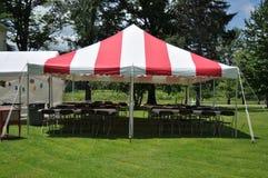 De grote Tent van de Partij Royalty-vrije Stock Afbeelding