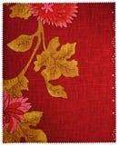 De grote textuur van het bloemenbehang Stock Foto's