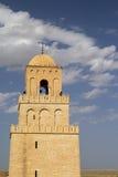 De grote Toren van de Moskee - de Plaats van de Erfenis van de Wereld van Unesco Royalty-vrije Stock Afbeeldingen