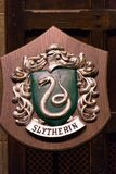 De Grote Zaal in Warner Brothers Studio reist 'het maken van Harry Potter' in Londen, het UK stock afbeeldingen